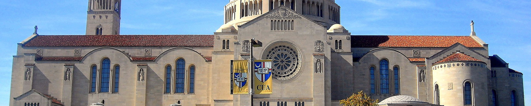 Basilica of the National Shrine in D.C