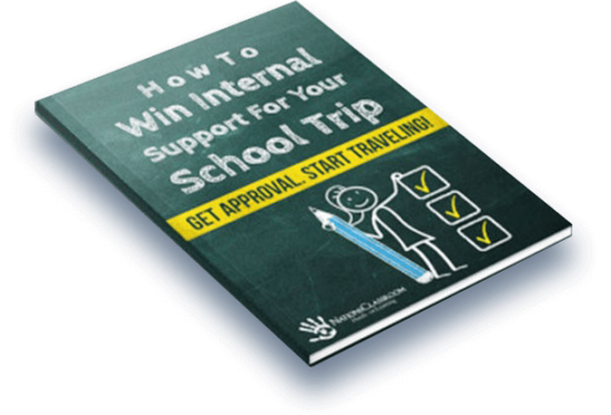 How to Win Internal Support for Your School Trip book