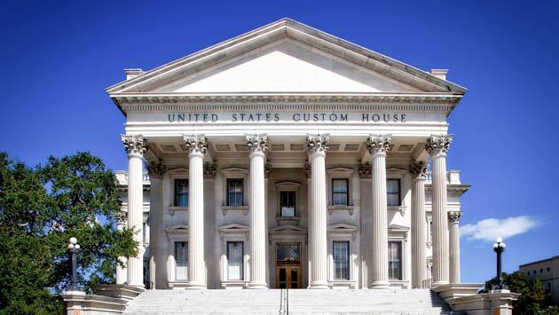 Custom House Charleston South Carolina