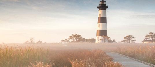 Lighthouse in North Carolina